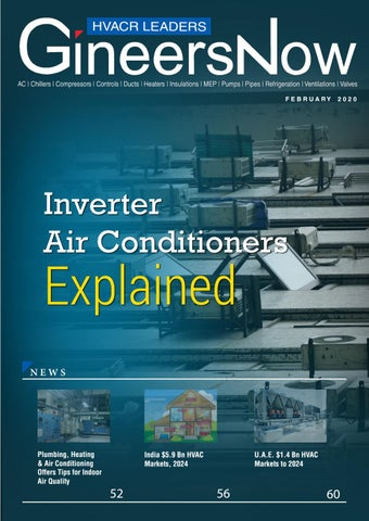 GineersNow HVAC Inverter Air Conditioners Explained, air