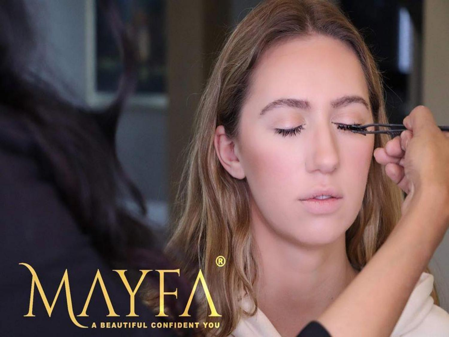 Mayfa Age Confident Canadian Makeup