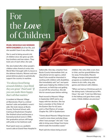 Page 11 of For the Love of Children