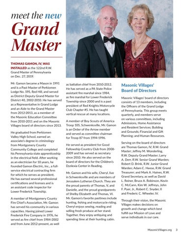 Page 3 of Meet the New Grand Master