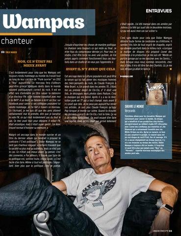 Page 33 of Didier Wampas