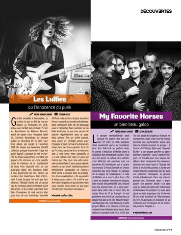 Page 7 of Les Lullies My Favorite Horses