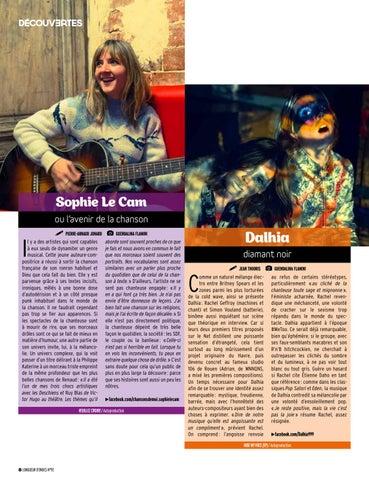 Page 8 of Sophie Le Cam Dalhia