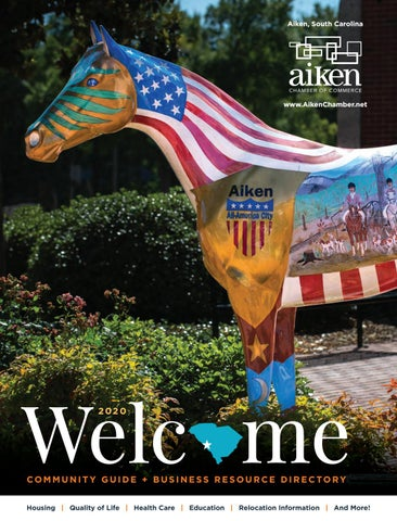 Inman Ac 3018 Christmas Parade 2020 Aiken Chamber of Commerce 2020 Welcome Aiken Guide by Design
