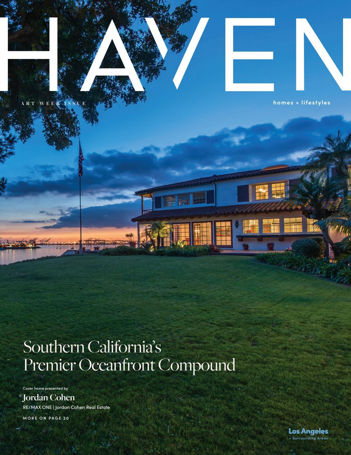 Haven Los Angeles La Art Week Issue