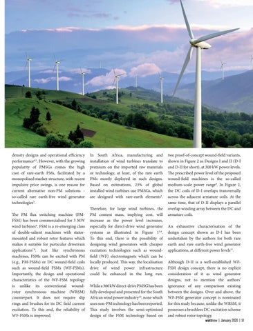 Page 51 of Potentials of locally manufactured wind generators in SA