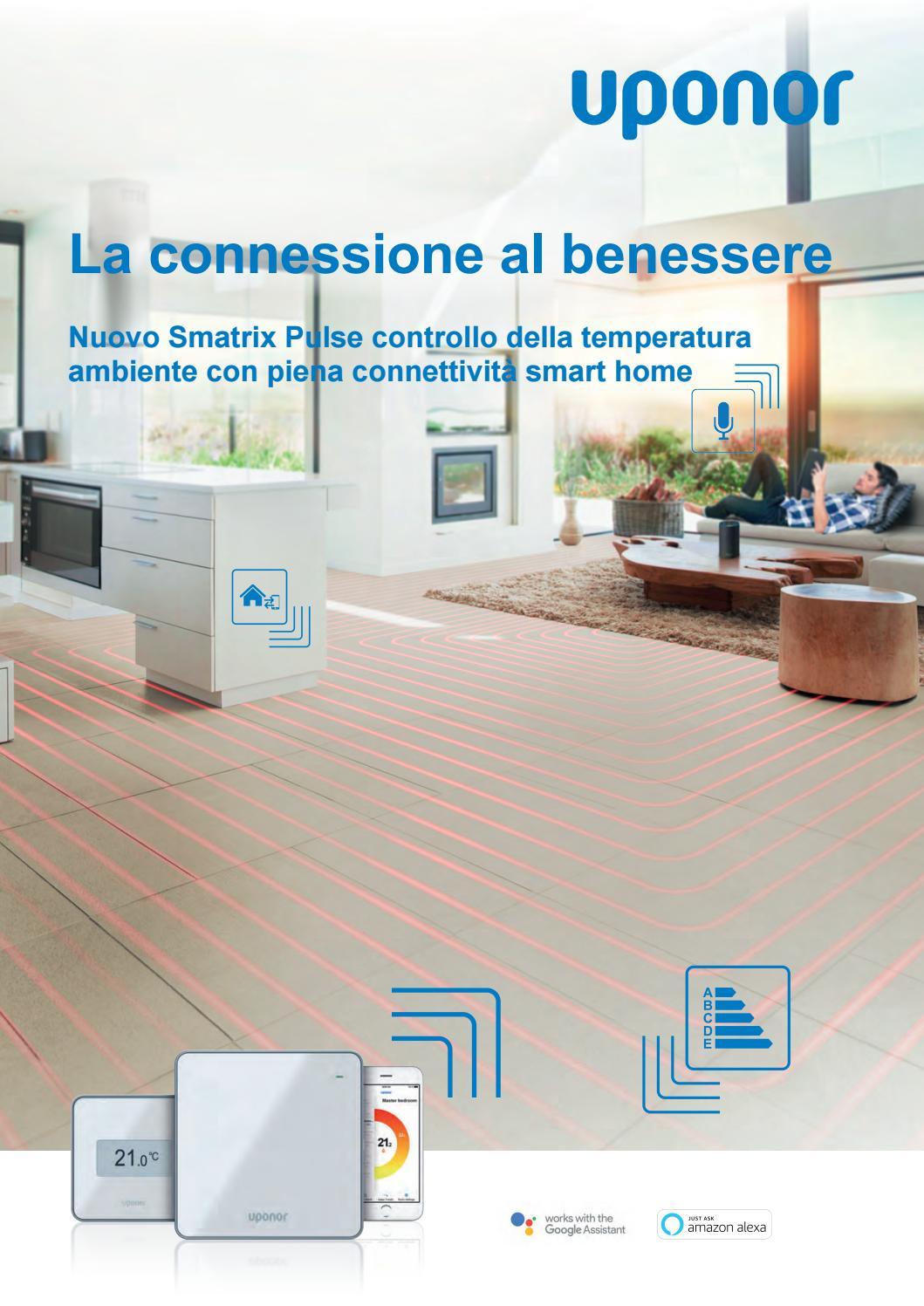 Ottimizzare Riscaldamento A Pavimento uponor bc smatrix pulse it lr by uponorit - issuu