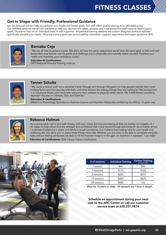 Page 27 of Personal Training