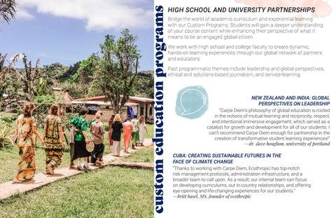 Page 18 of custom education programs