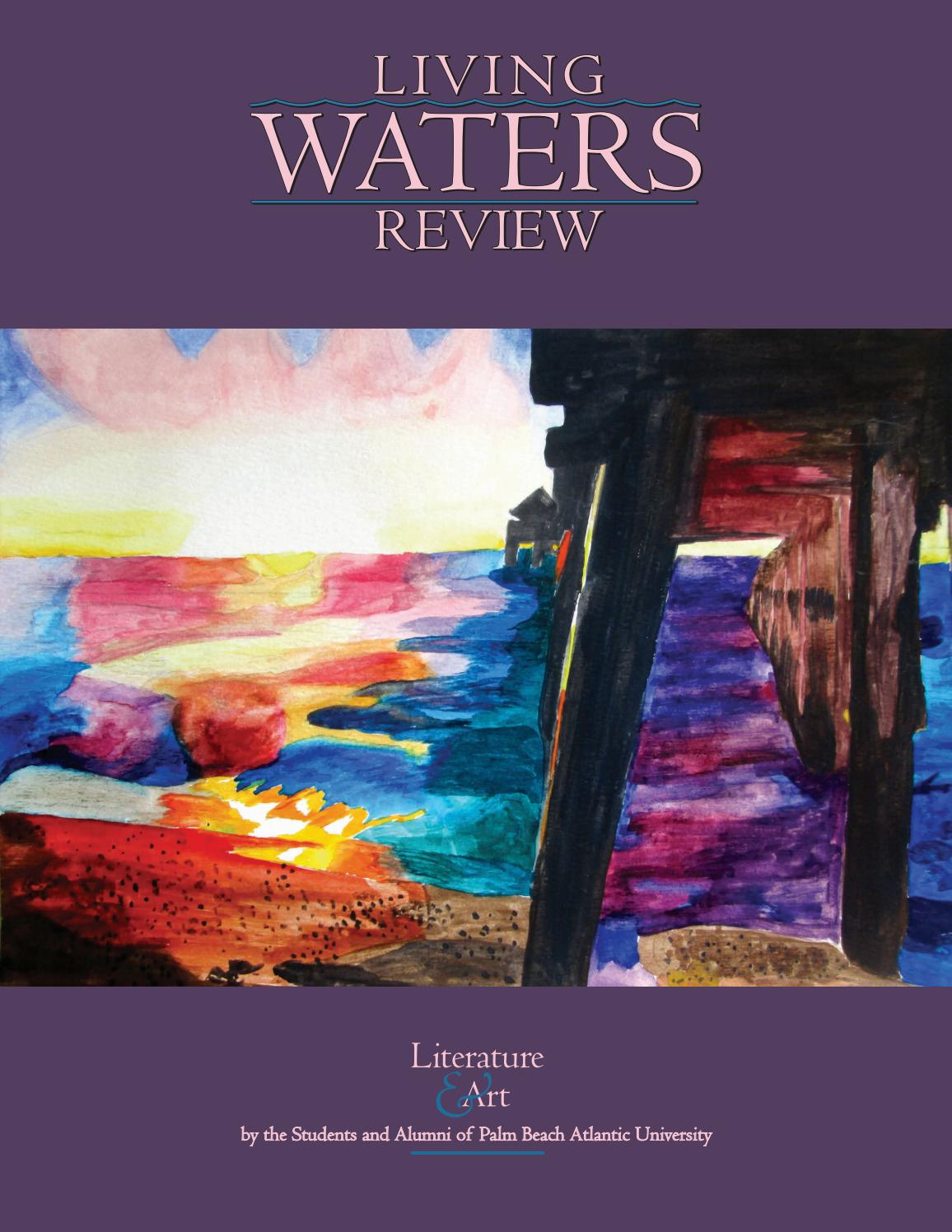 Living Waters Review 20 by pba20   issuu