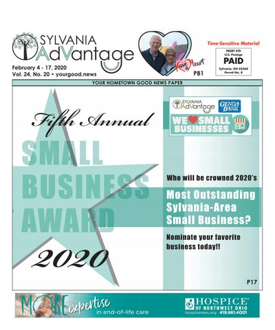 Sylvania AdVantage FIRST FEBRUARY 2020 by SylvaniaAdVantage - issuu