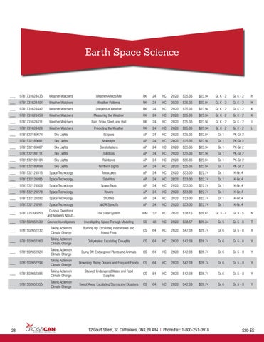 Page 28 of Earth Space Science