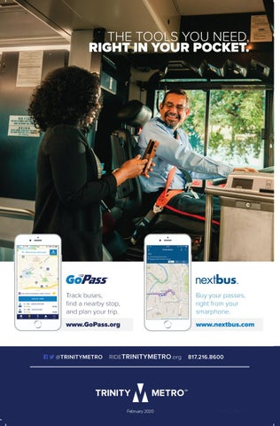 Page 10 of Plan Your Trip with GoPass, the NextBus App or Molly the Trolley