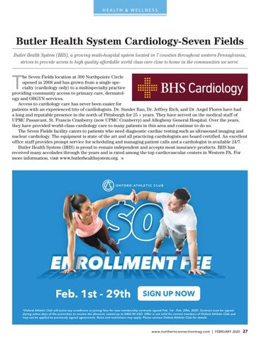 Page 29 of Butler Health System Cardiology-Seven Fields