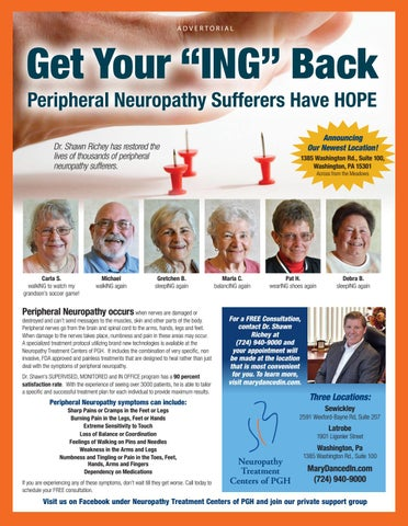 """Page 9 of Get Your """"ING"""" Back: Peripheral Neuropathy Sufferers Have Hope Dr. Shawn Richey"""