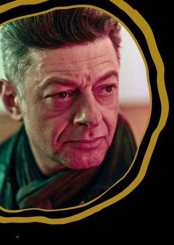 Page 78 of ANDY SERKIS – BAFTA'S OUTSTANDING CONTRIBUTION TO CINEMA