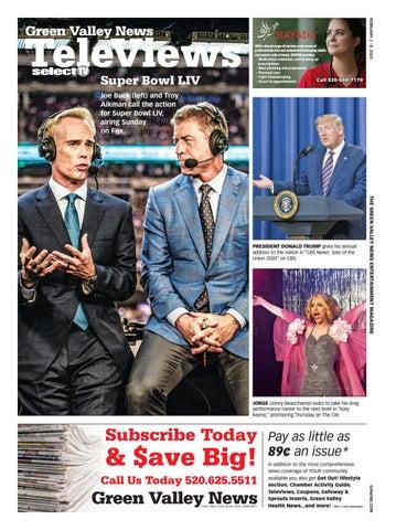 Televiews Sunday February 2 2020 By Wick Communications Issuu