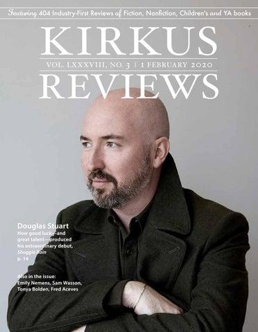 February 1, 2020: Volume LXXXVIII, No 3 by Kirkus Reviews   issuu