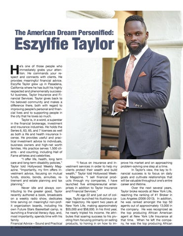 Page 12 of ESZYLFIE TAYLOR