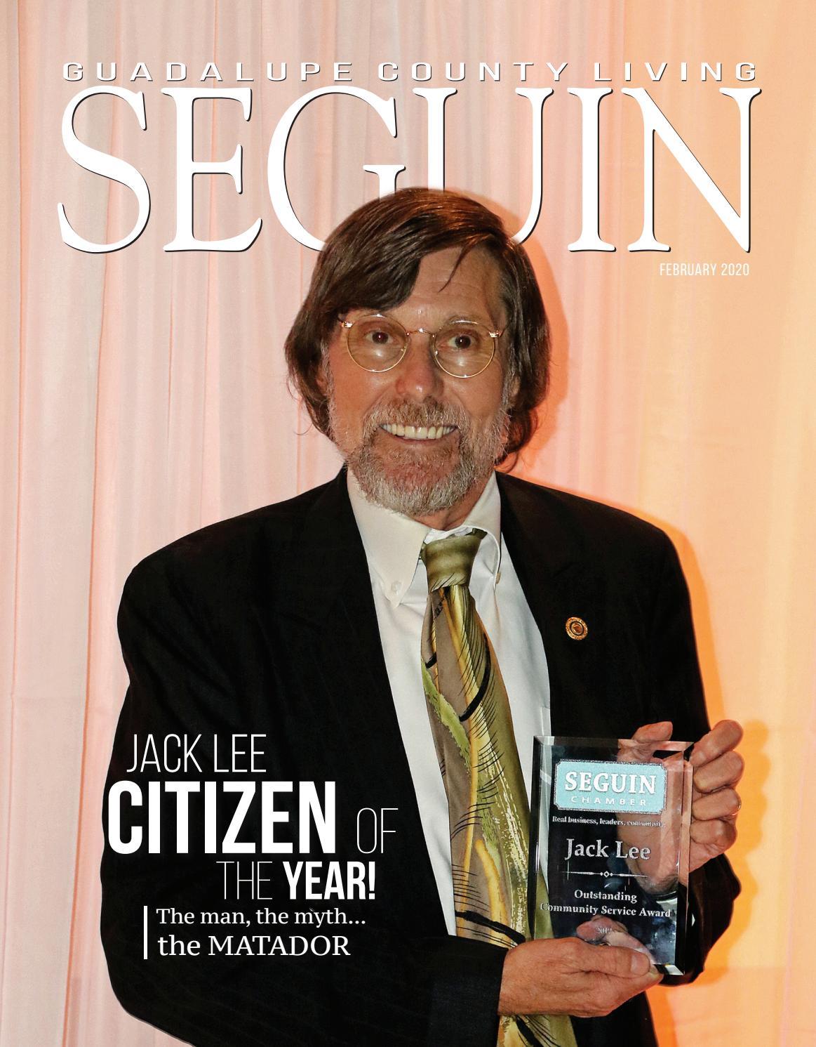 Seguin Magazine January 2020 By Seguin Gazette Issuu