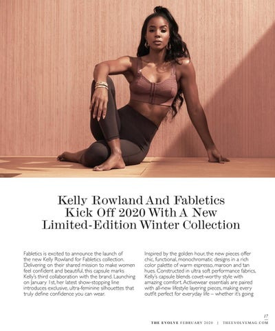 Page 17 of Kelly Rowland And Fabletics Limited-Edition Collection