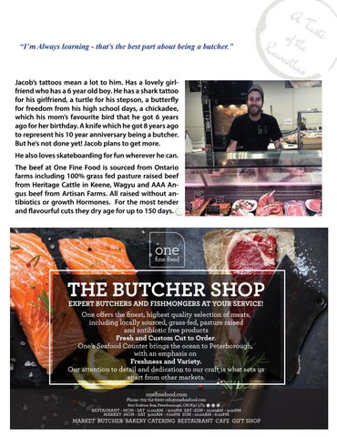 Page 11 of Butchers of the Kawarthas Jacob Hunter