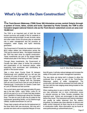 Page 27 of What's Up with the Dam Construction?