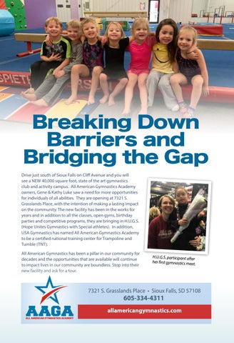 Page 12 of Breaking Down Barriers and Bridging the Gap