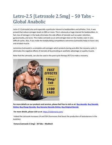 Letrozole reddit steroids workout on steroids