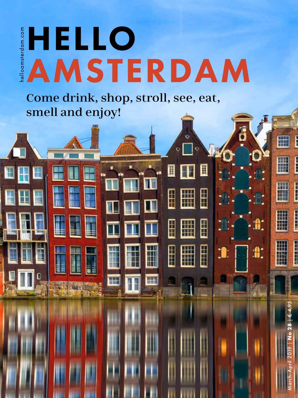Hello Amsterdam 28 By Helloamsterdammagazine Issuu