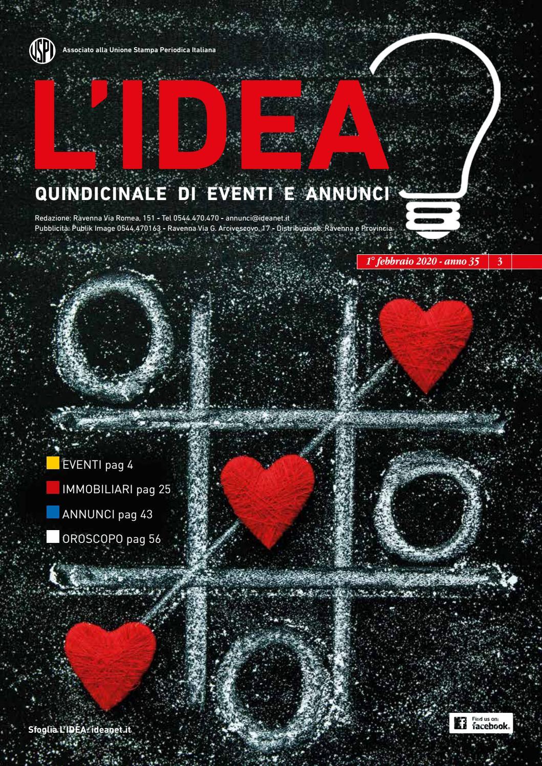scaricare la consegna nuovo economico beni di consumo L'IDEA del 1° febbraio 2020 by Publik Image srl - issuu
