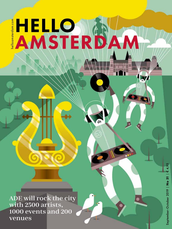 Hello Amsterdam 31 By Helloamsterdammagazine Issuu