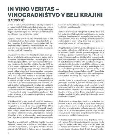 Page 16 of In vino veritas – Vinogradništvo v Beli krajini