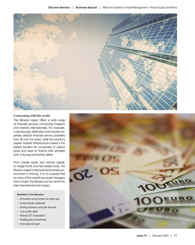 Page 11 of Business Special: Asset Management, Private Equity and More