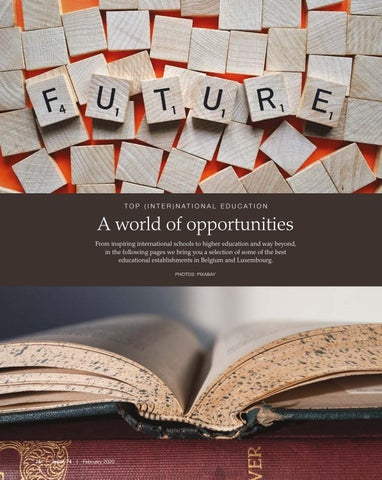 Page 26 of Top (Inter)National Education: A World of Opportunities