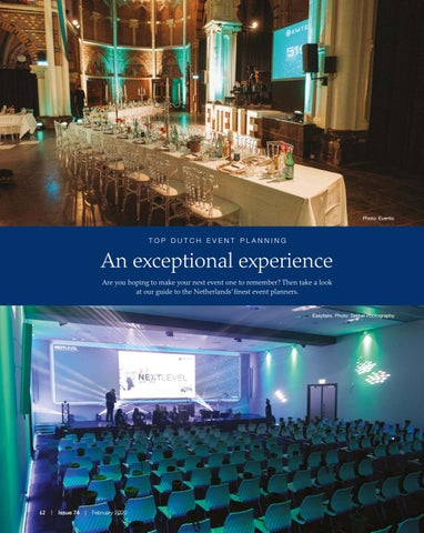 Page 62 of Top Dutch Event Planning: An Exceptional Experience