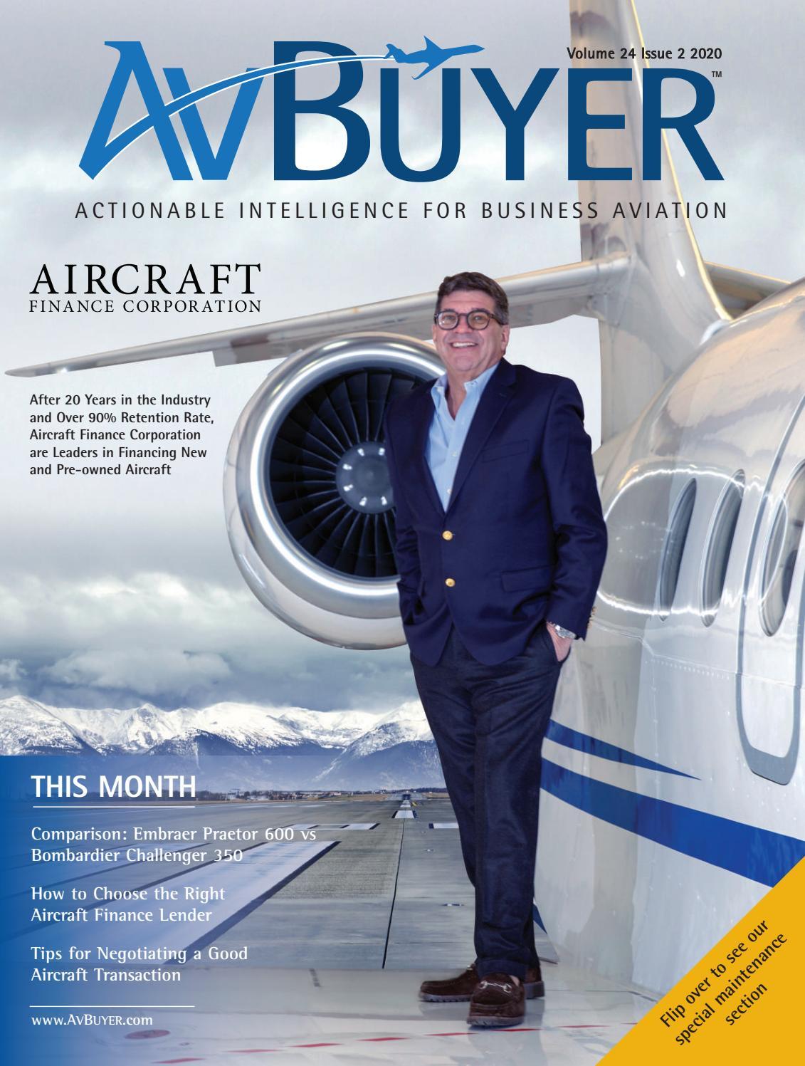 Avbuyer Magazine February 2020 By Avbuyer Ltd Issuu