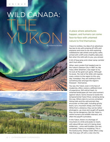 Page 22 of Wild Canada: The Yukon