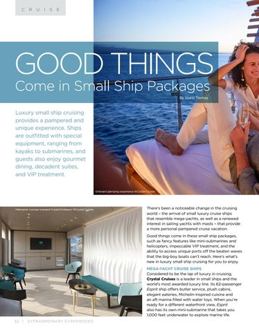 Page 52 of GOOD THINGS Come in Small Ship Packages