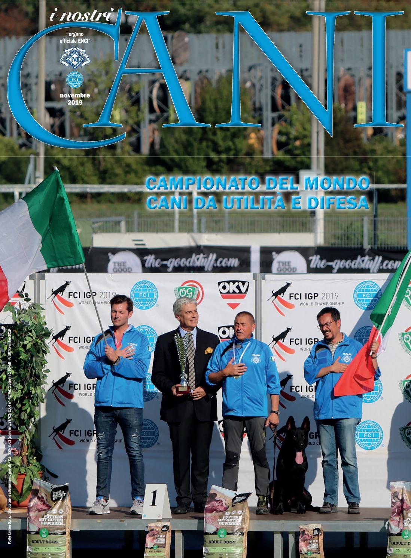 I Nostri Cani Novembre 2019 By Enci Ente Nazionale Cinofilia Italiana Issuu