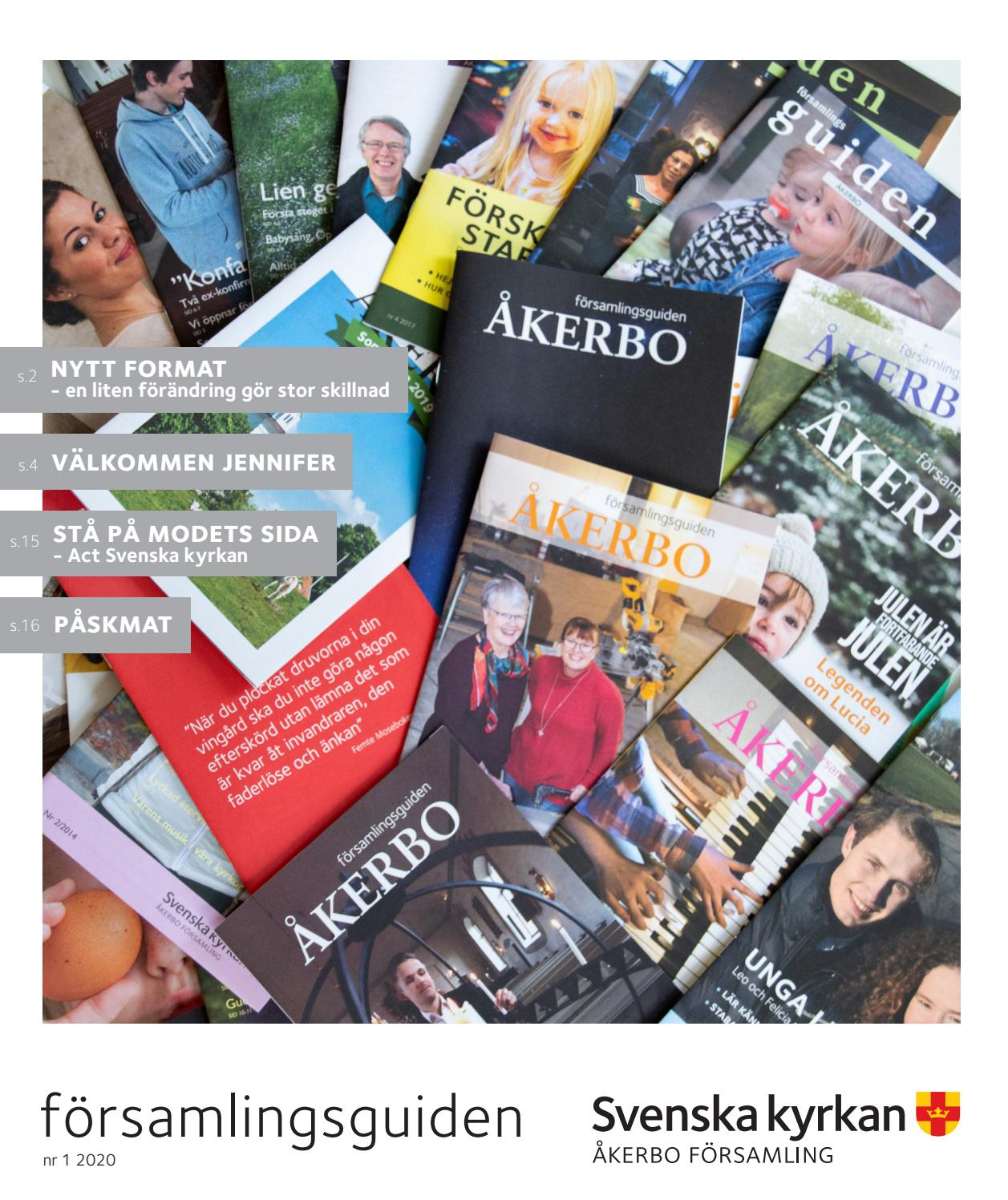 Svenska Kyrkan, kerbo Frsamling Jobs, Employment - maj