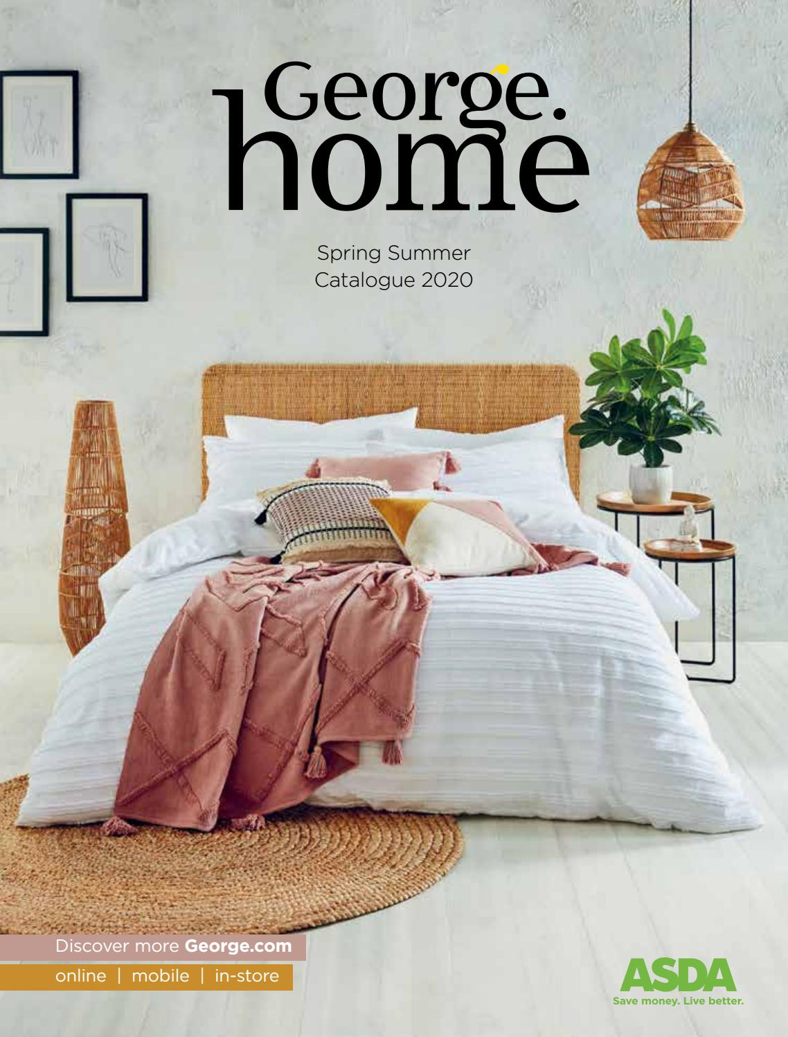 George Home Spring Summer Catalogue 2020 By Asda Issuu