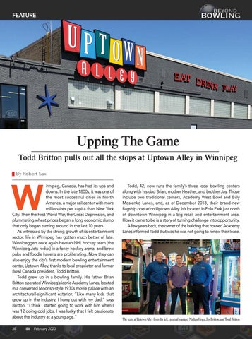 Page 38 of Todd Britton Ups His Game