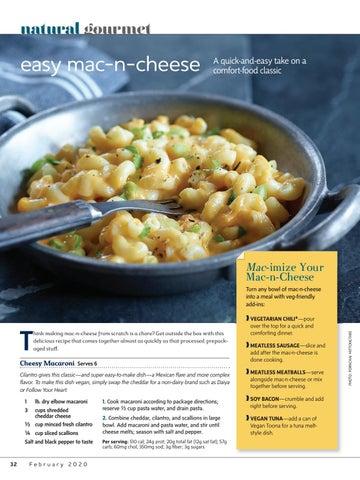 Page 34 of NATURAL GOURMET