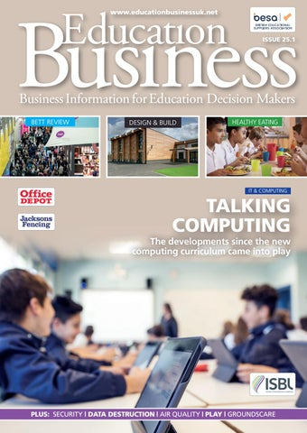 Education Business 25.1