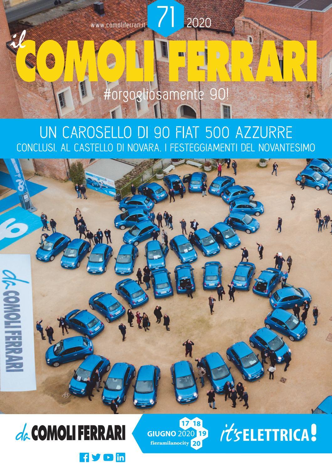 Automazione E Sicurezza Gorgonzola il comoli ferrari n. 71 by comoli ferrari - issuu