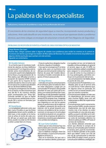 Page 28 of Problemas de recepción de eventos a través de línea por fibra óptica de Movistar