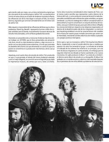 Page 13 of El rock y sus lecturas Jethro Tull