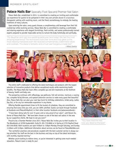 Page 23 of Member Spotlight