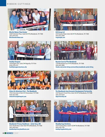 Page 24 of Ribbon Cuttings